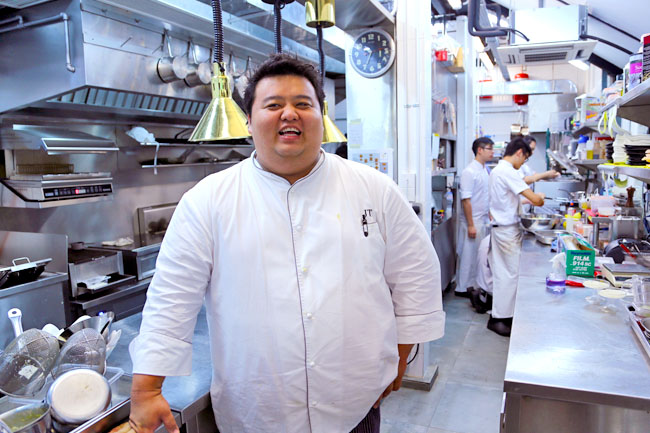 Corner House – Worthy Meal by Chef Jason Tan & Team. 1 Michelin Star