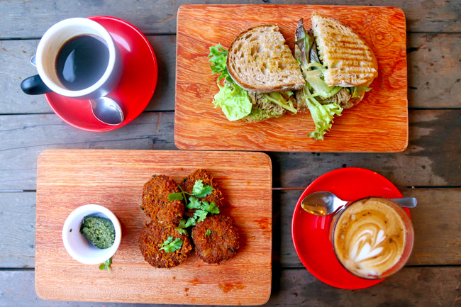 The Hangar – Melbourne Style Café Serves Good Coffee