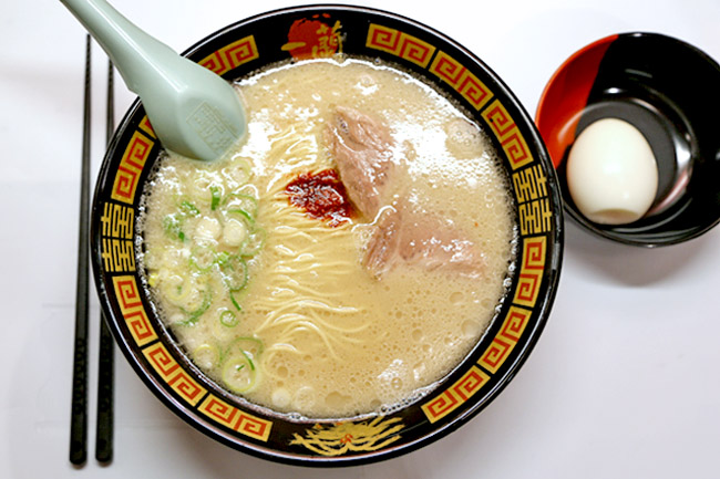 Ichiran Ramen 一蘭 - Indeed, One Of Japan's Best Tonkotsu Ramen + How To Order An Ichiran Ramen