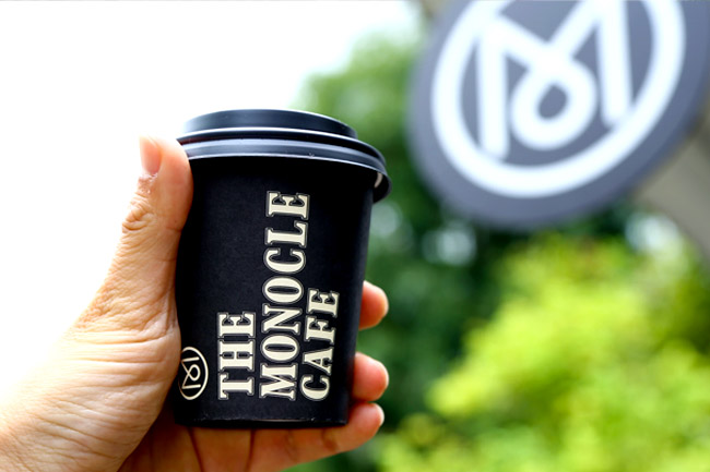 The Monocle Café Singapore - Retail Shop with Coffee at Holland Village