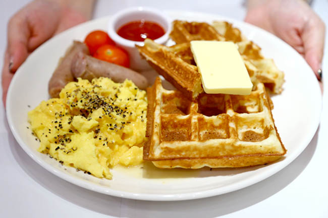 Pancake House of TOKIO – Wallet-Friendly Waffles & Pancakes at Cineleisure