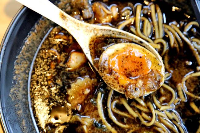 Gogyo Ramen 五行 – Burnt & Umami, Favourite Ramen In Japan