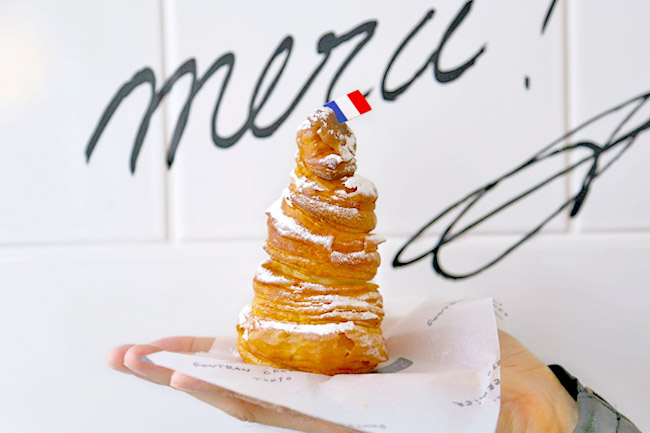 Gontran Cherrier Tokyo - Some Of The Best Pastries, Especially The Croissant