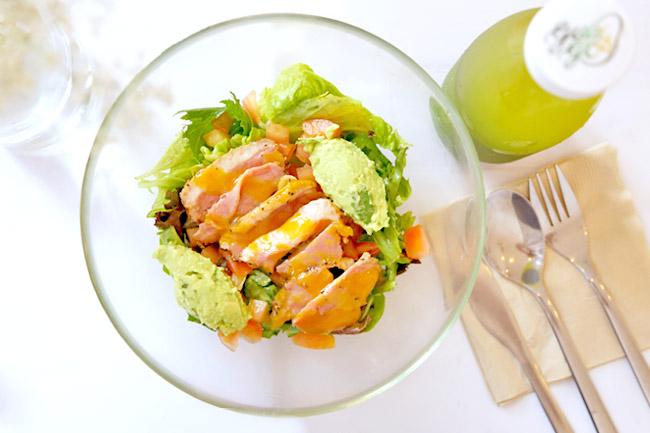 Guac & Go - Salads & Wraps With Guacamole