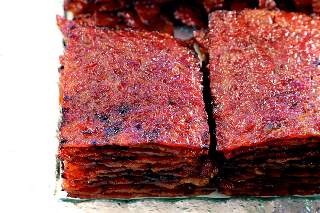 Kim Joo Guan – Tasty, Thick, Moist, One Of The Best Bak Kwa