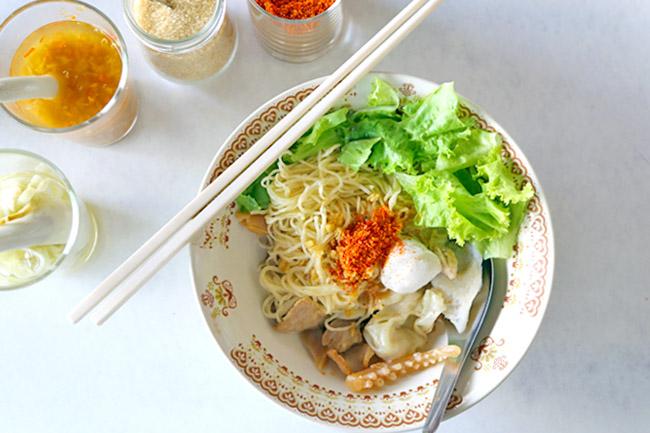 Bamee Gua – Bangkok's Traditional Handmade Egg Noodles Since 1947