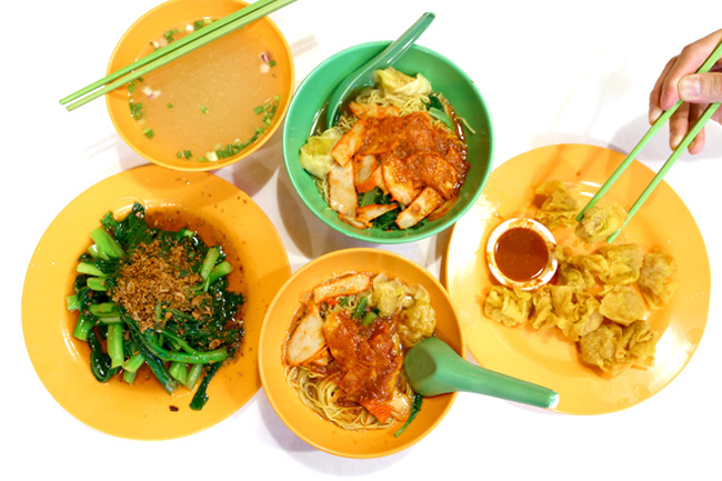 [Closed] Kok Kee Wanton Mee – Hawkers Behind Singapore's Most Famous Wanton Noodles Retired