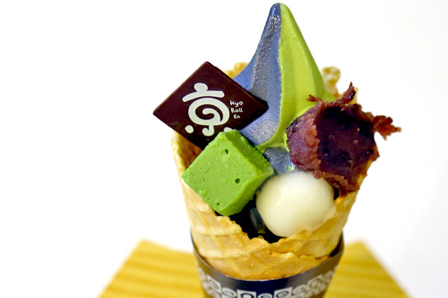 Kyo Roll En – The Kyoto Matcha Dessert To Have In Bangkok