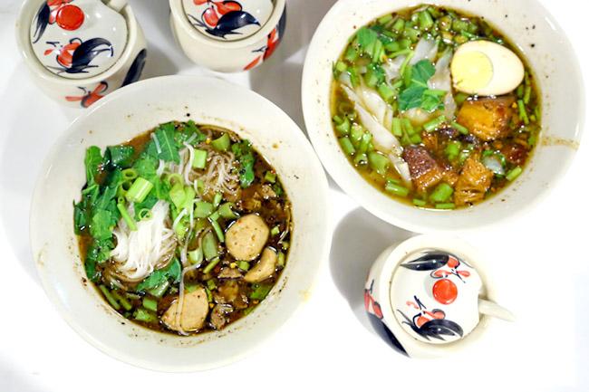 Noodle Café – $1.90 Thai Boat Noodles At Golden Mile