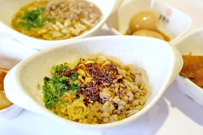 Royal Noodle – Tang Dynasty Style Noodles At Circular Road