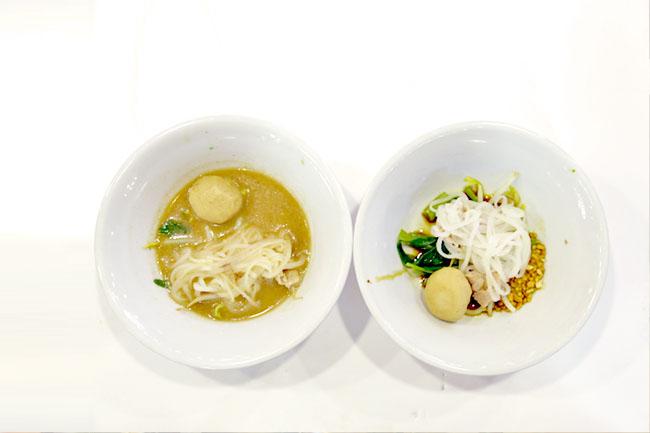 Thai Boat Noodle - $1 Thai Boat Noodles at Bedok Point