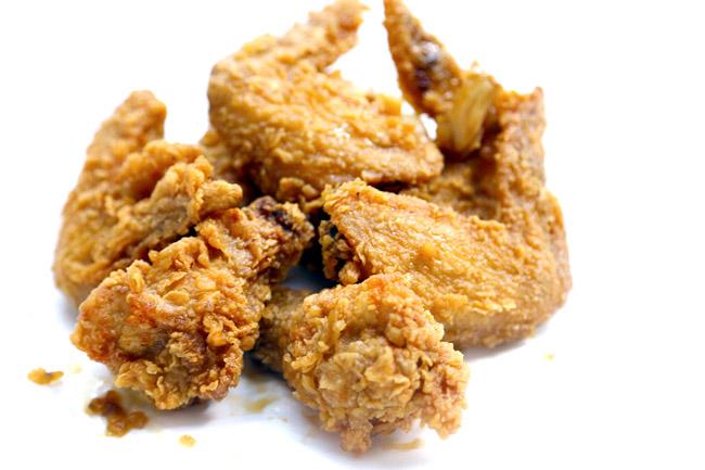 Choo Choo Chicken - Best Korean Fried Chicken Wings In Town?