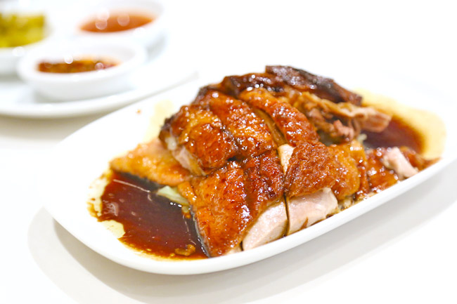 Four Seasons Chinese Restaurant – Good Roast Duck, But The Rest Didn't Impress