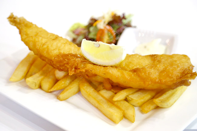 Murphy's – British Fish & Chips Cafe at Humble Ang Mo Kio