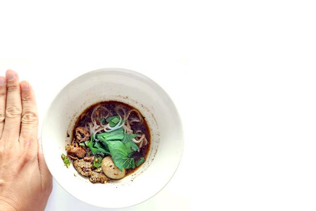 Noodle Café - Another 1.90 Thai Boat Noodles At Sim Lim
