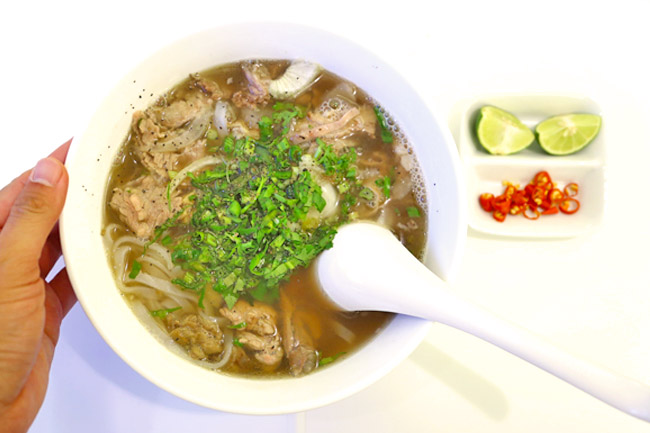 Pho Tai - This Vietnamese Restaurant From Paris Has Good Pho