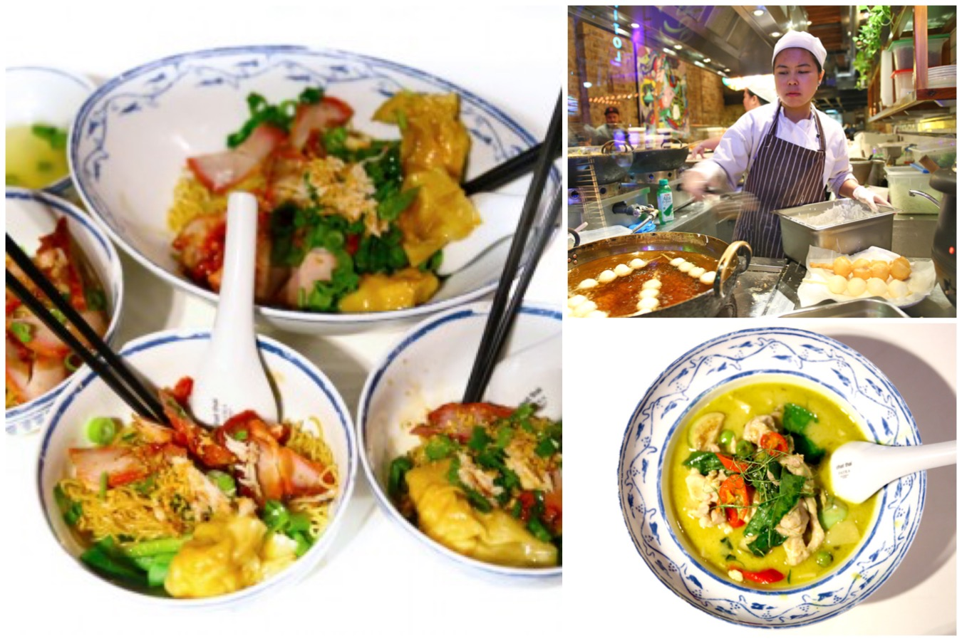 Chat Thai – Possibly Sydney's Hippest Thai Restaurant. Used To Be A Lot Better