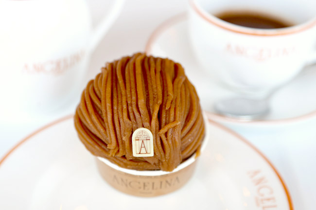 Angelina – French Tearoom Famous For Mont Blanc & Hot Chocolate
