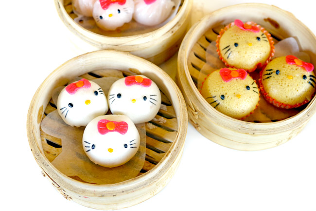 Hello Kitty Chinese Cuisine Hong Kong – World's First Kitty Dim Sum Restaurant, Cuteness Overload, Taste Underwhelming