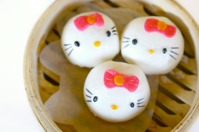 Hello kitty chinese cuisine hong kong world 39 s first for Cuisine hello kitty