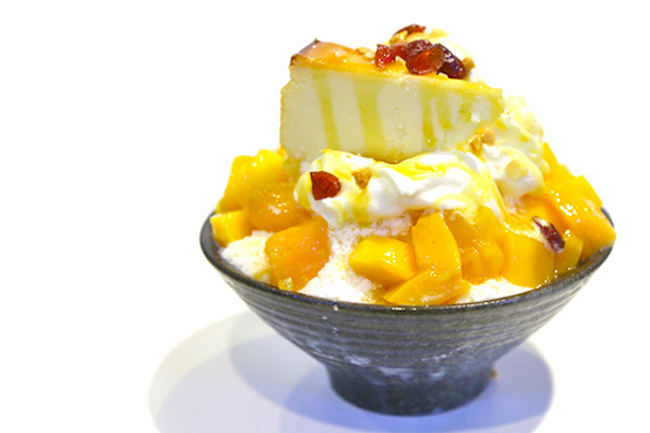 O'ma Spoon Korean Dessert Café – Bingsu & Honey Toast at 313 Somerset