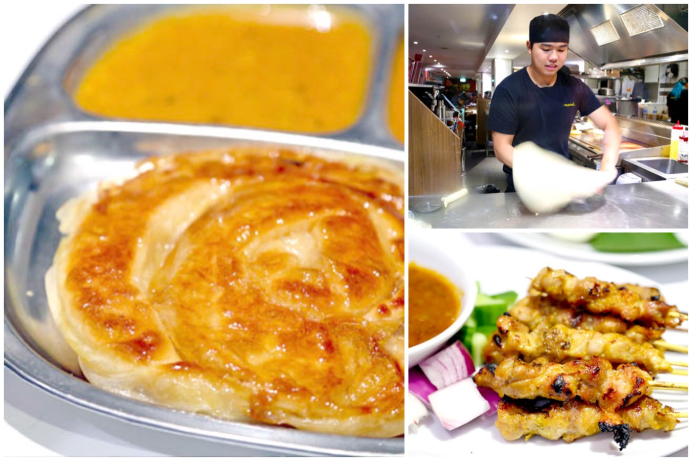 Mamak - Long Queue For Malaysian Cuisine At Haymarket Sydney. Get The Roti Bom