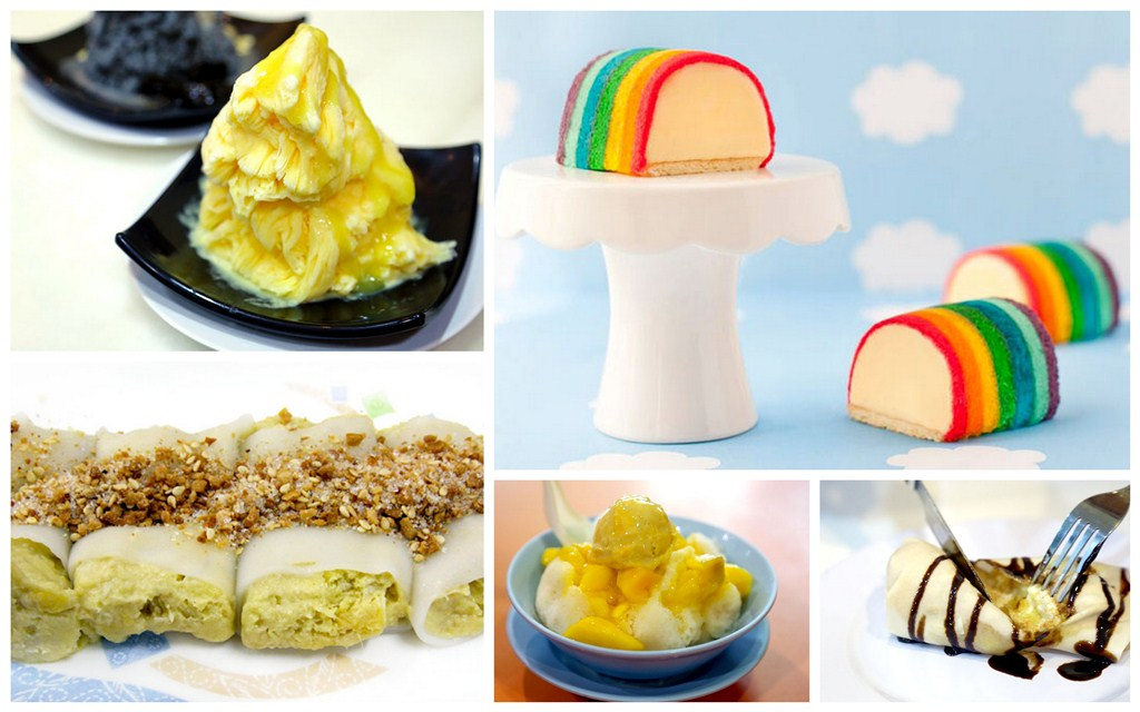 10 Durian Desserts In Singapore - Sweet Treats With The King Of Fruits