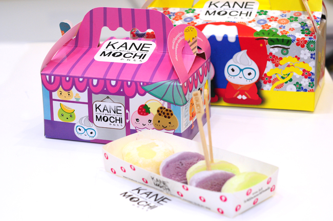 Kane Mochi  – Cute Ice Cream Mochi At Bugis+