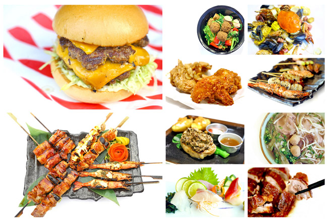 10 New & Hot Restaurants Singapore June 2015 - Burgers, Yakitori, Crabs and More Fried Chicken