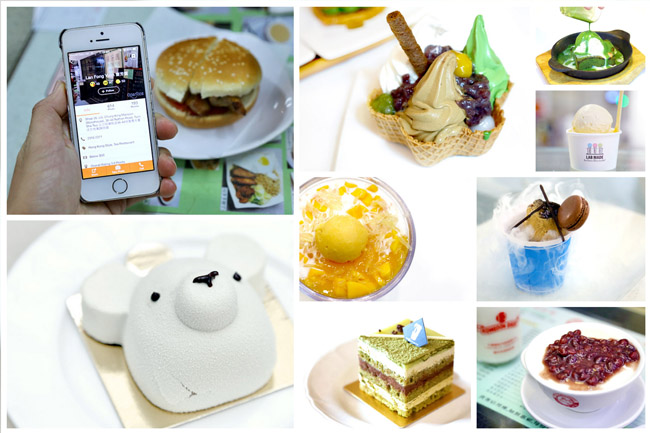 10 Must-Go Places In Hong Kong For Sweet Treats. Use OpenSnap To Find Them!
