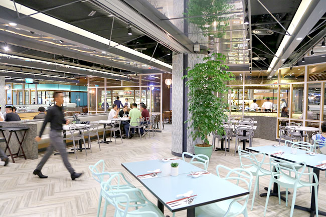 Palette – BreadTalk Group Opens A Higher End 'Food Court ...