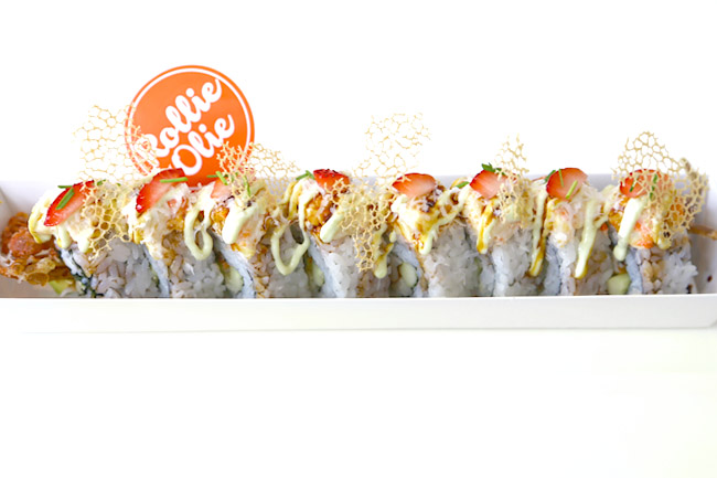 Rollie Olie – Sushi Rolls Specialty Shop At The Star Vista