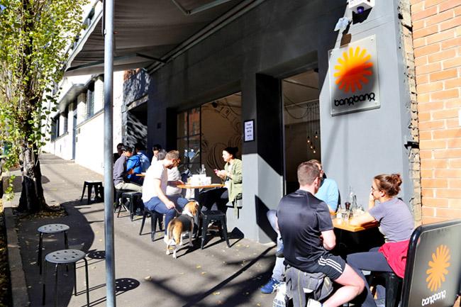Cafe Reservoir Street Surry Hills
