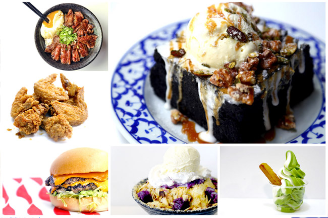 15 Trending Food For 2015 - Bingsu, OTT Milkshakes, Gourmet Burgers and Shibuya Toasts