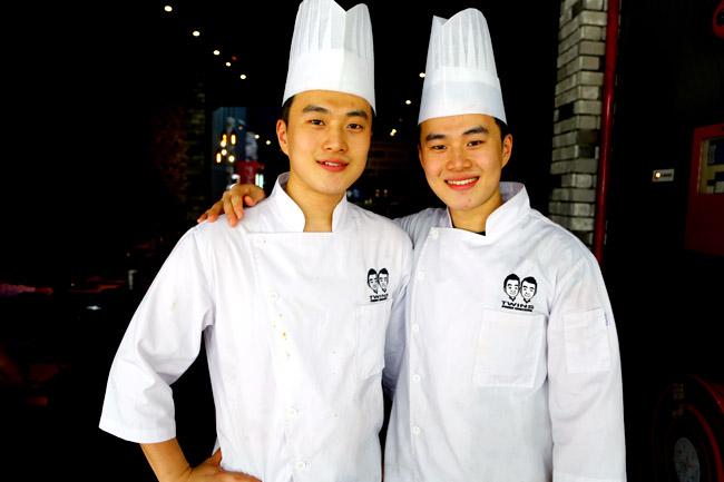 Twins Korean Food Review