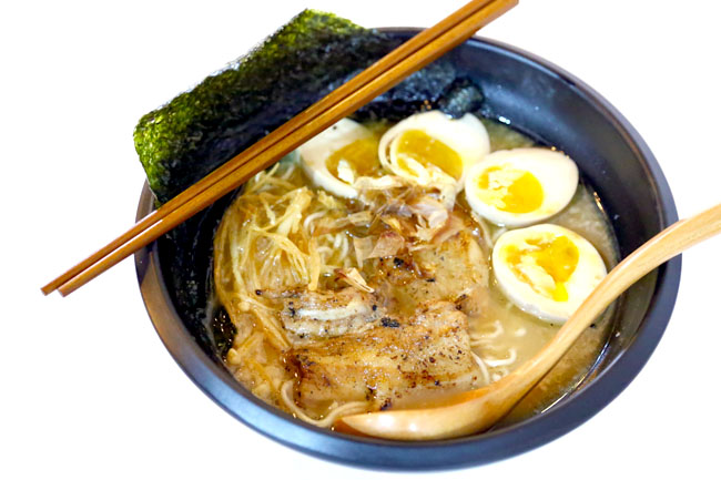 Xin Hao Ramen – Japanese Ramen At Bugis Cube With A Local Take