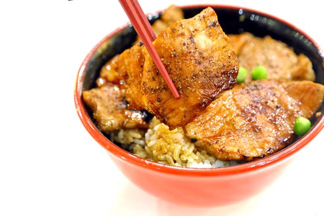 Butahage – Japanese Grilled Pork Rice Bowl From Hokkaido