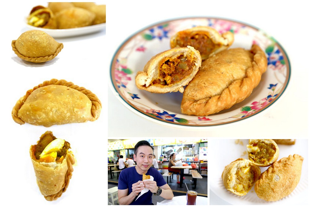 6 Must-Try Curry Puffs In Singapore. You Wanna Eat 'Em All!