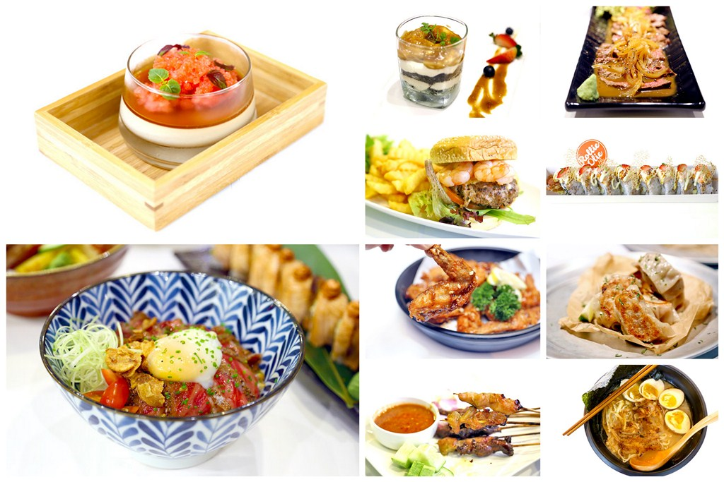 10 New & Hot Restaurants Singapore July 2015