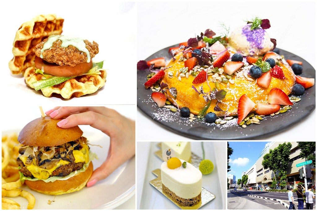14 New Cafes At Selegie, Prinsep, Bencoolen – Sweet Treats For Nearby Students