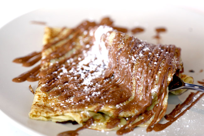 The Daily Roundup - The Working Capitol Cafe Sells Crepes & Cakes