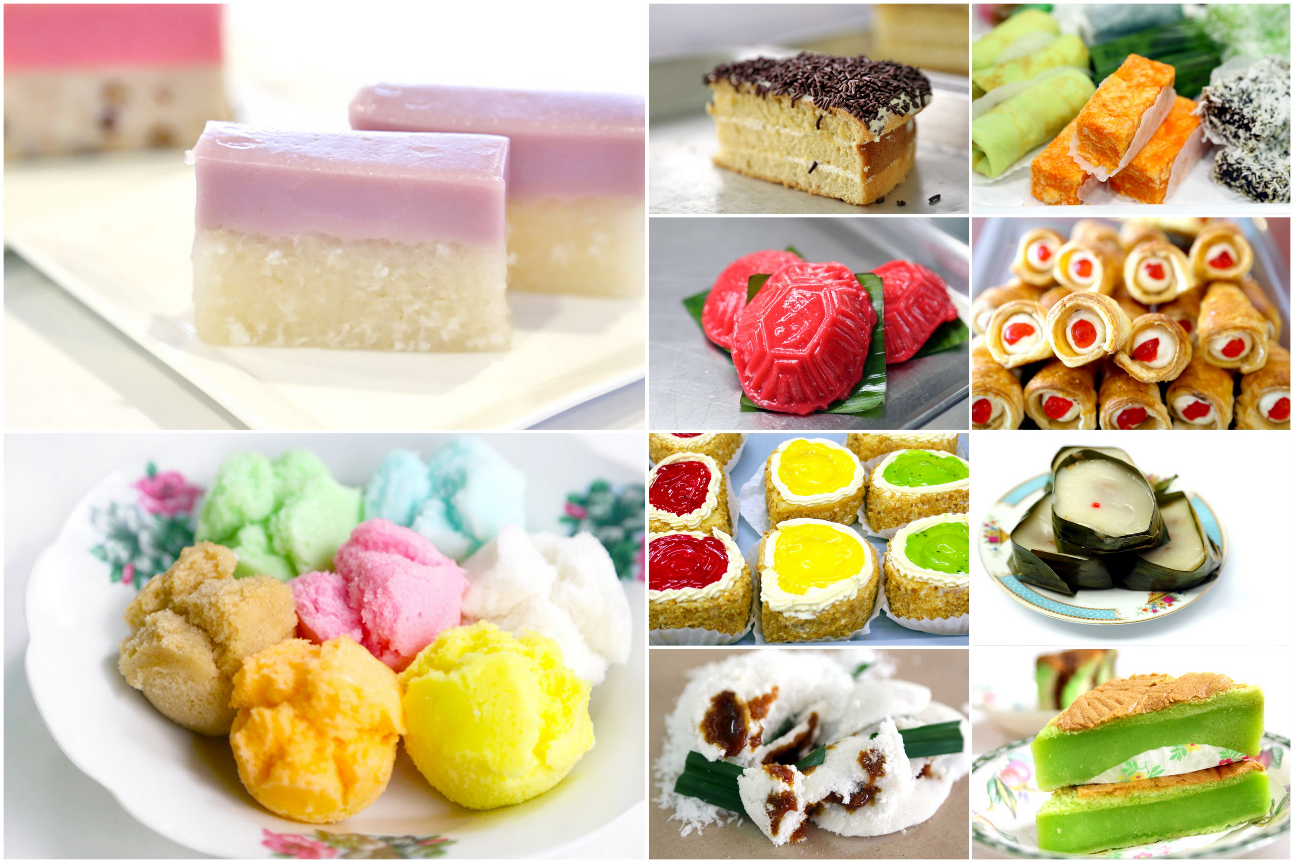 10 Singapore Heritage Bakeries and Shops - For Old School Cakes And Kueh