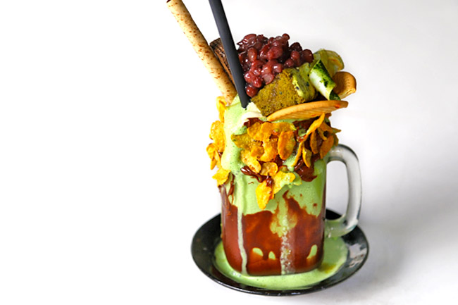 Cake Spade – More Over The Top Milk Shakes In Singapore