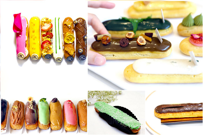 5 Best Éclairs In Singapore - These Pastries Get More Colourful & Bold