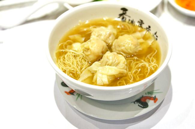 Hong Kong Wonton Noodle - HK Noodle House At Plaza Singapura