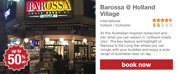 Barossa @ Holland Village