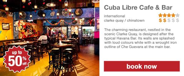 Cuba Libre Cafe & Bar