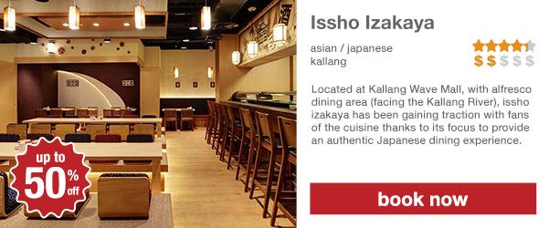 Issho Izakaya