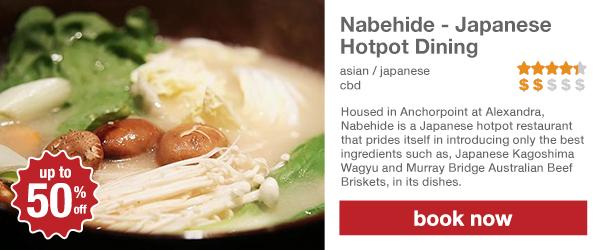 Nabehide - Japanese Hotpot Dining