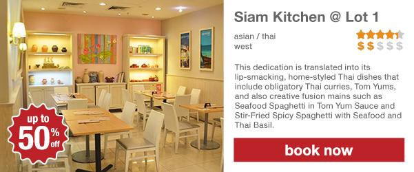 Siam Kichen @ Lot 1